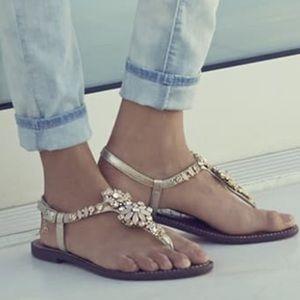 Sam Edelman Garen Sandal Size 8